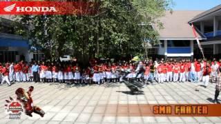 SMA Frater - Honda Jagoan Aksi Sekolah 2015