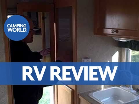 Travel Lite 800 truck camper - RV Review
