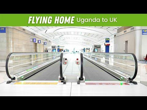 EP#38 | Leaving Uganda Flight to London w/Turkish Airlines (Uganda Daily Vlogs #UGDV)