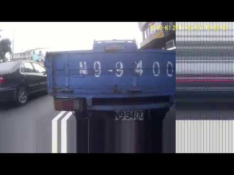 N9-9400 闖紅燈、排黑煙、蛇行、占用機慢車道、急煞、任意變換車道