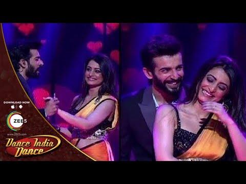 Jai Bhanushali Romances With Master Shruti - Dance India Dance Season 4