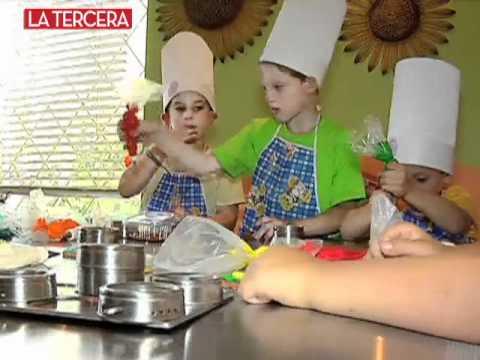Cursos de cocina y reposteria para ni os youtube for Cocina para ninos