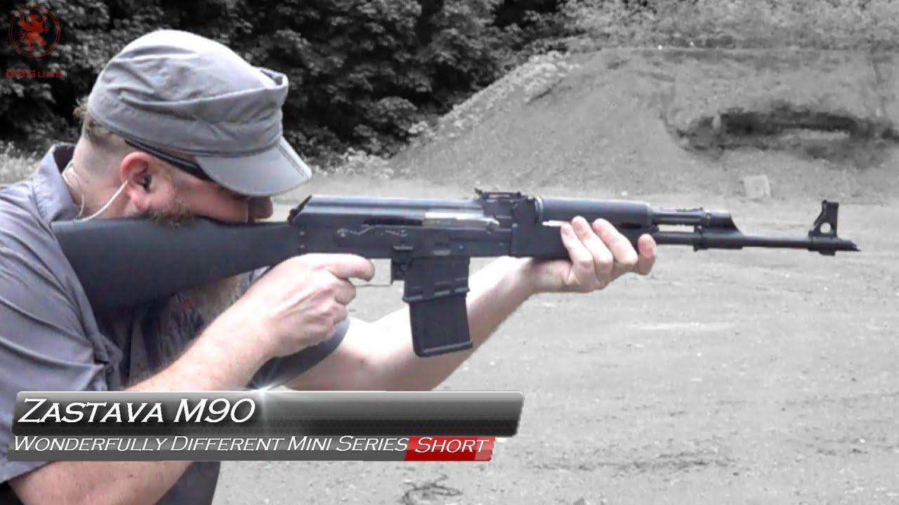 Wonderfully Different Zastava M90