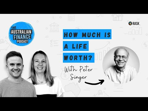 How much is a life worth, with Peter Singer