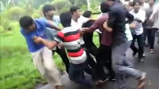 Exclusive Video when Attack on Zafor Iqbal Sir- Sylhet Shahjalal University