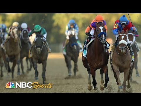 Preakness Stakes 2020: Swiss Skydiver becomes sixth filly to win in 145 runnings | NBC Sports