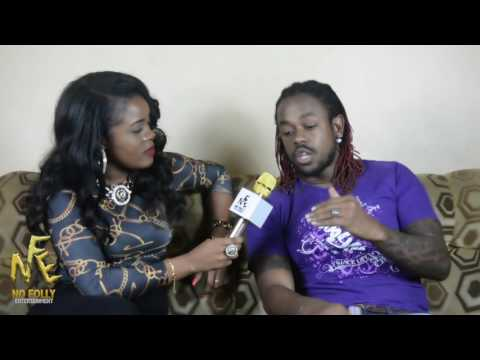 Kalado Interview Vol 1 +Producing +dont know his mom + hottest song +how bruke foreigner came about