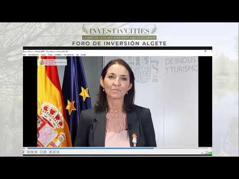 Foro de inversión Algete - 'Invest in Cities 2020'