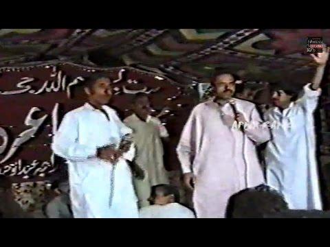 Raja Sajid Vs Qazi Fareed - Pothwari Sher - Challenge - Full [0951]