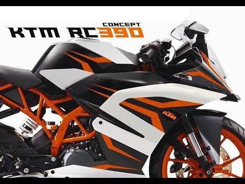 All New KTM RC Concept  - KTM RC Model    Sport Bike cc