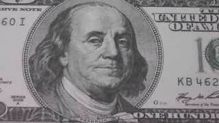 Who was Benjamin Franklin ? - The 100 US-Dollar banknote
