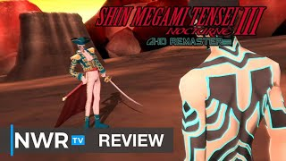 Shin Megami Tensei: Nocturne HD Remaster (Switch) Review: It's like coming home. (Video Game Video Review)