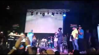 Capleton ft Jah Thunder-Fire(JamRockFest)CostaRica