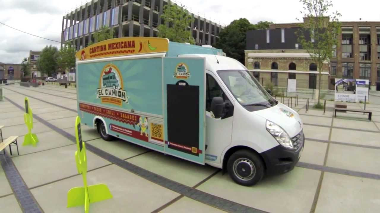 Food Truck Stop La