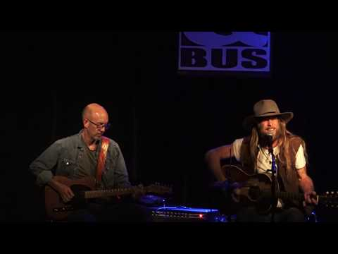 GRAYSON CAPPS & CORKY HUGHES live at the club the Q bus in the city Leiden in Holland Tuesday 14 nov