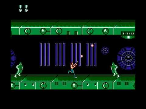 Super Contra Super Gryzor J Game Genie Select All Stage
