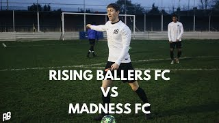 RISING BALLERS FC Vs. MADNESS FC | Goals, fights & more...