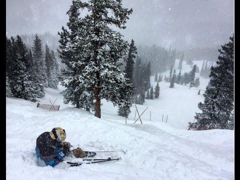 Gopro: Skiing Breckenridge Colorado