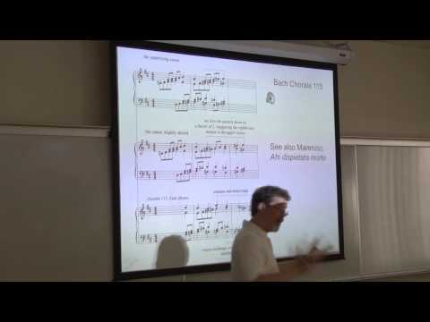 Dmitri Tymoczco lecture