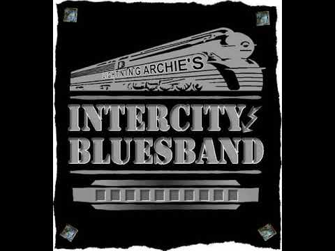 Intercity Blues Band - On the BBC Radio Merseyside, Billy Butler Show