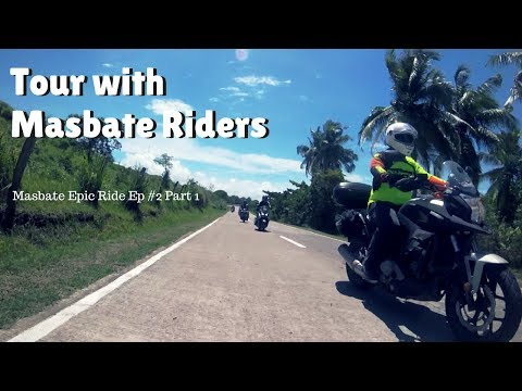 Masbate Ep2 P1: Riding with the CowBoys│Most Beautiful Rehab Center