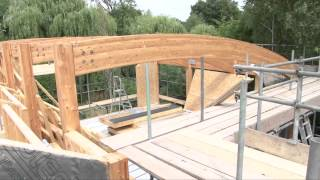 Contemporary Design Custom Timber Frame House(, 2014-07-17T17:56:46.000Z)