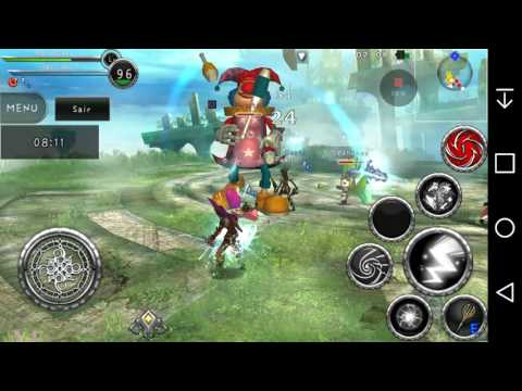 Avabel Online MMORPG:Special Event Clown's Play Ex+ Adv.