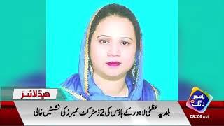 News Headlines | 8:00 AM | 17 August 2018 | Lahore Rang