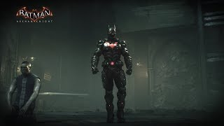 Прохождение Batman: Arkham Knight  DLC Рас аль Гул
