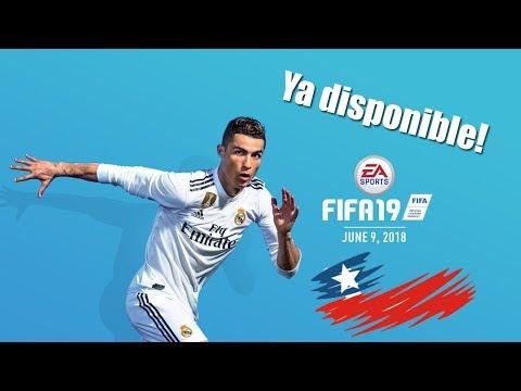 ACABA DE SALIR FIFA 19 EN CHILE!!! PRIMERAS IMPRESIONES - EN DIRECTO