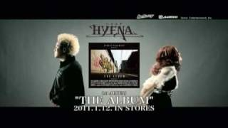 HYENA - D.I.S.C.O.T.E.C feat. KOWICHI(enmaku)