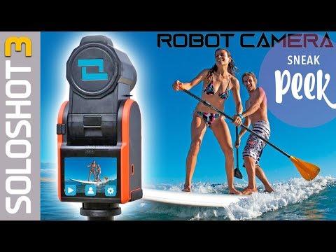 SOLOSHOT3 Optic25 | Robotic Action Camera - Best Demo & Review