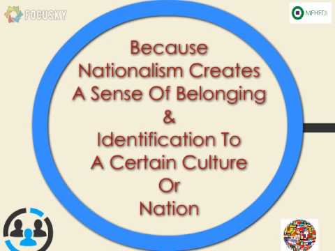 Nationalism Explained In Simple Terms