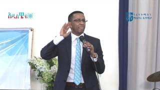 አድሰን - Restore us! Pastor Habte Adane sharing on Addis Wave Program in Addis