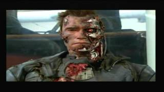 Terminator 3 ROTM PS2 Special features