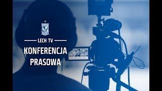 Konferencja prasowa przed meczem z Szachtiorem