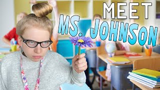 The Mean Teacher Ep. 1 - Sna¢king Student