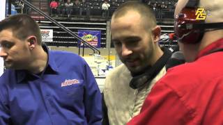 Chris Daley Champ Kart Victory Lane at Battle of Trenton 12-19-14