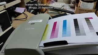 Scanner Hp Scanjet 5590 200920