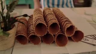 видео Вкусный бизнес: как открыть кейтеринговую компанию