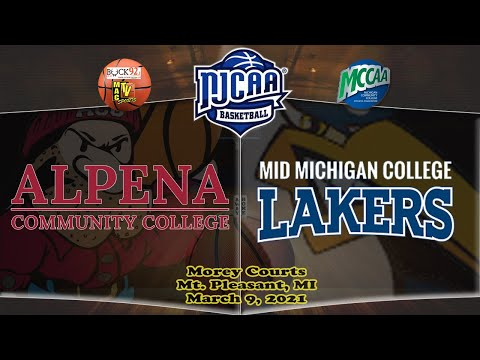Mid Michigan College vs Alpena Community College