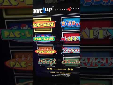 Arcade1up which  one should I play from Marveion Minter