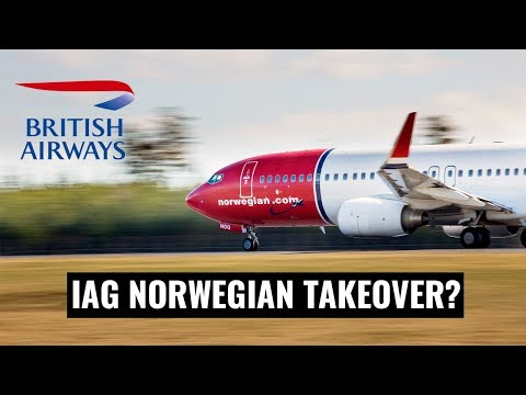 Will IAG Actually Take Over Norwegian Air?