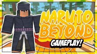 THE BEST ROBLOX NARUTO GAME? | Roblox: Naruto RPG BEYOND (NRPG)