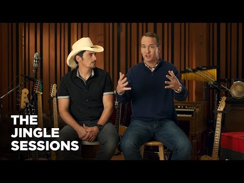 """Peyton Manning and Brad Paisley"" :30 INTERVIEW  