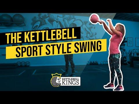 Kettlebell Kings Presents: The Kettlebell Sport Swing