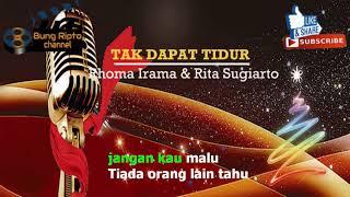 Download Mp3 Tak Dapat Tidur - Rhoma Irama Dangdut Karaoke