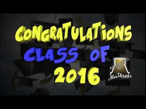 Algonac High School Graduating Class of 2016