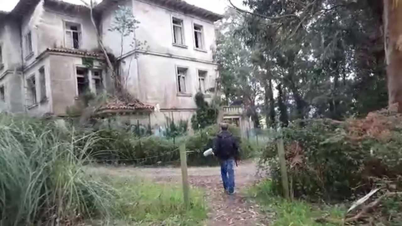 Buscadores de fantasmas, Sanatorio Fantasma 4K HD. [Cantabria] - YouTube