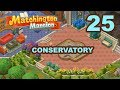 MATCHINGTON MANSION STORY WALKTHROUGH - ( CONSERVATORY ) GAMEPLAY - ( iOS | Android ) #25